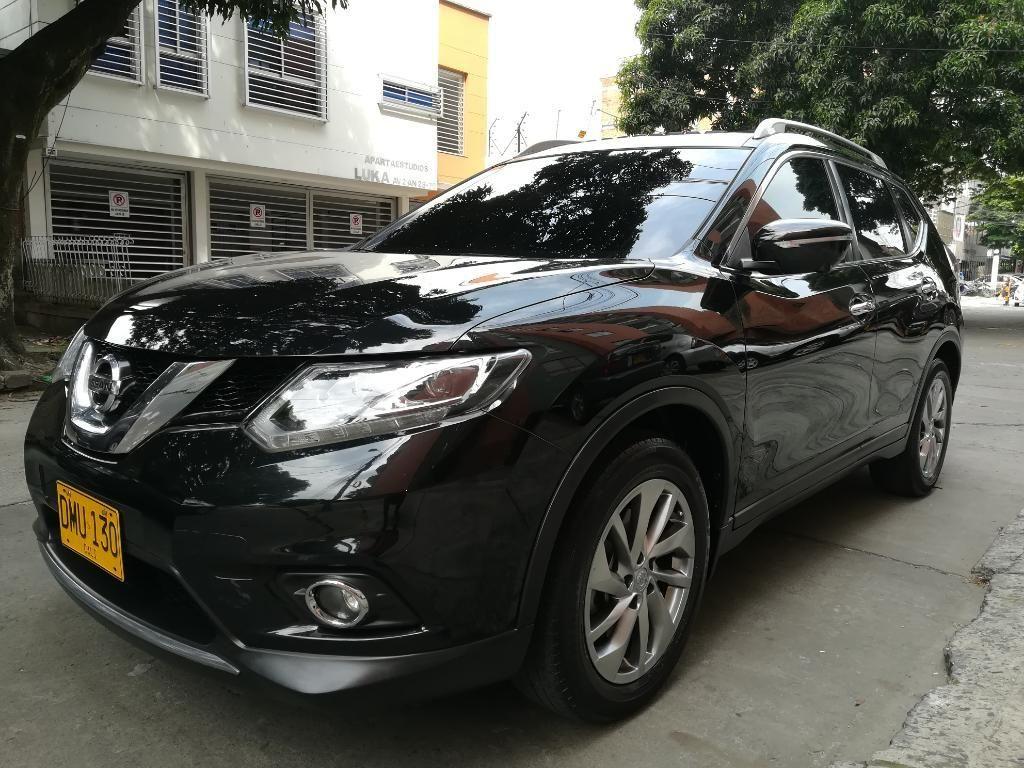 Nissan Xtrail 2017 4x4 Full