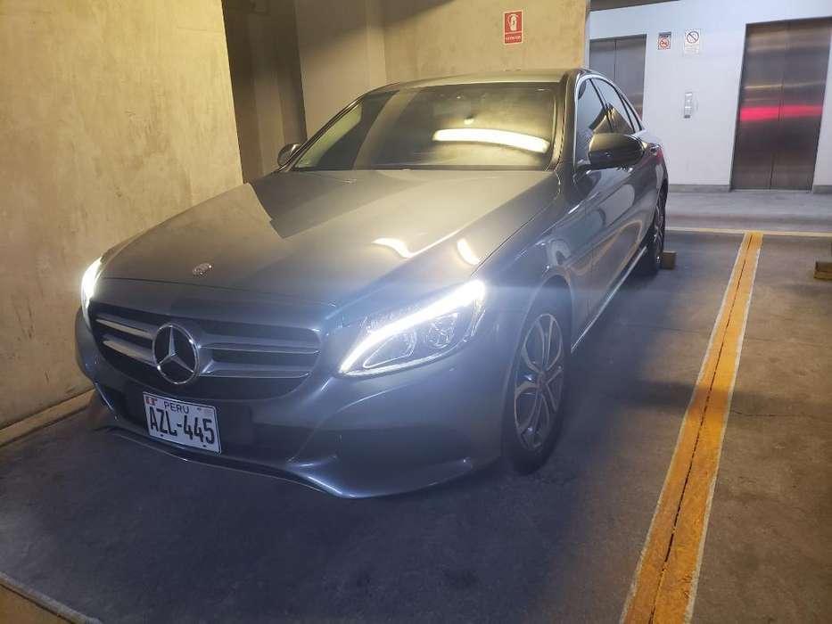 Mercedes-Benz Clase C 2017 - 10800 km