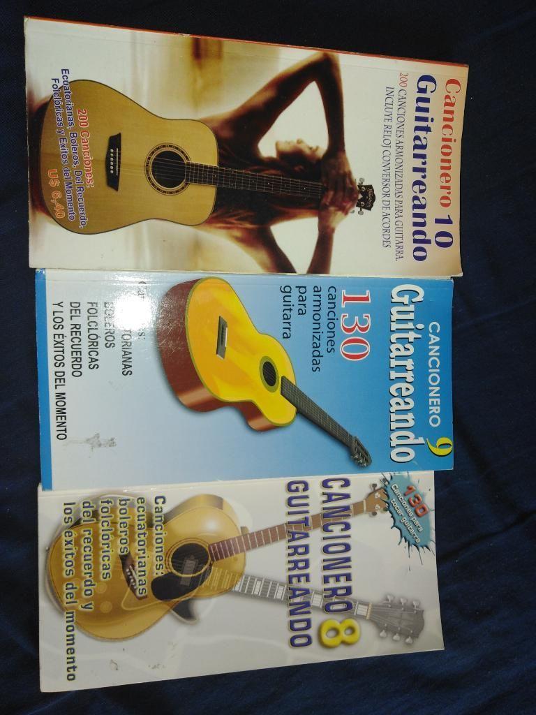 Cancioneros para Guitarra