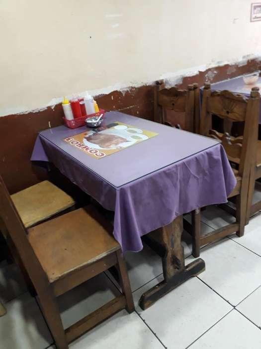 Juego de <strong>comedor</strong> para Restaurant