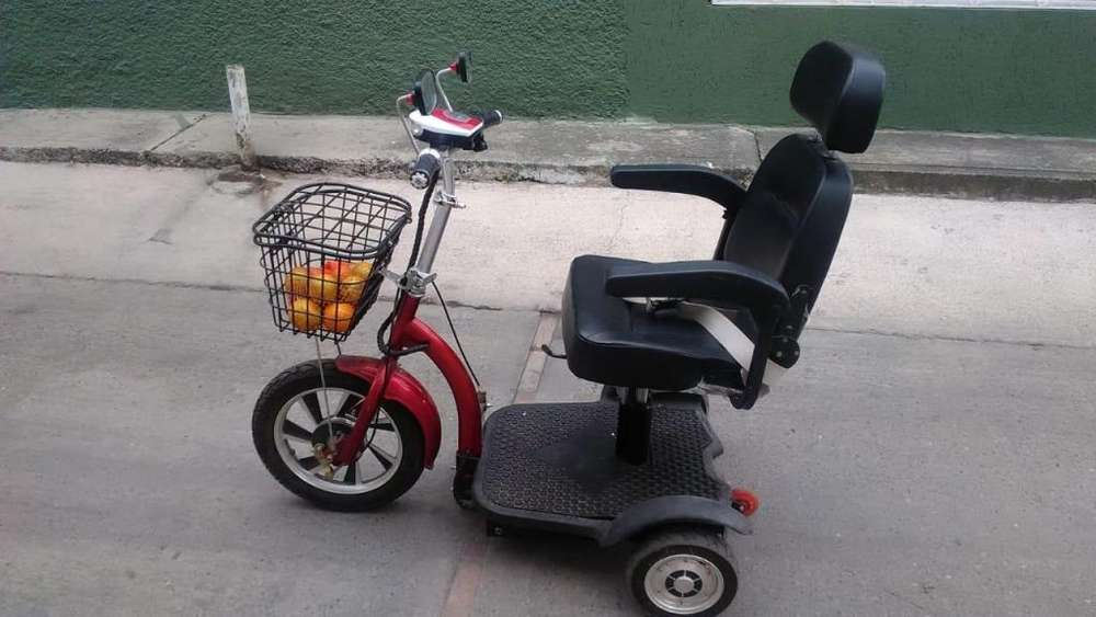 Scooter para discapacitado