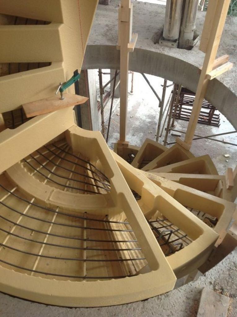 Escalera Tipo Caracol