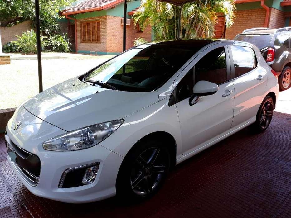 Peugeot 308 2014 - 82000 km