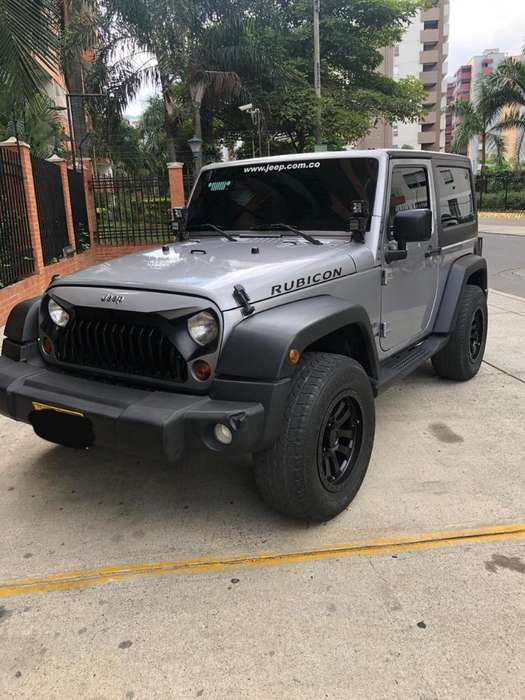 <strong>jeep</strong> Rubicon 2013 - 35 km