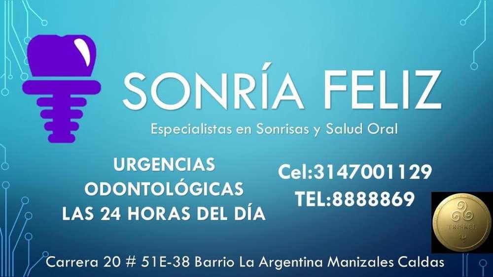 Odontología Especializada Y Urgencias