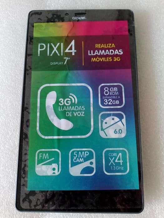 Tablet Alcatel Pixi 4, 7.0. 3g, Fm, 8gb