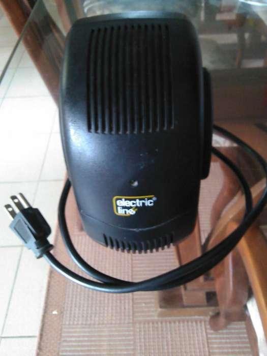 Regulador de voltaje Electric Line 1.000 VA