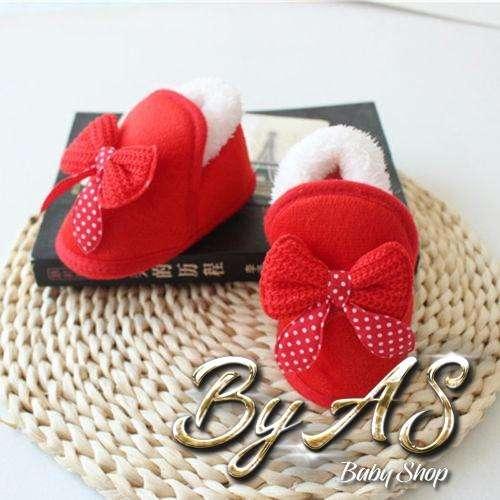 Preciosos zapatos para bebe