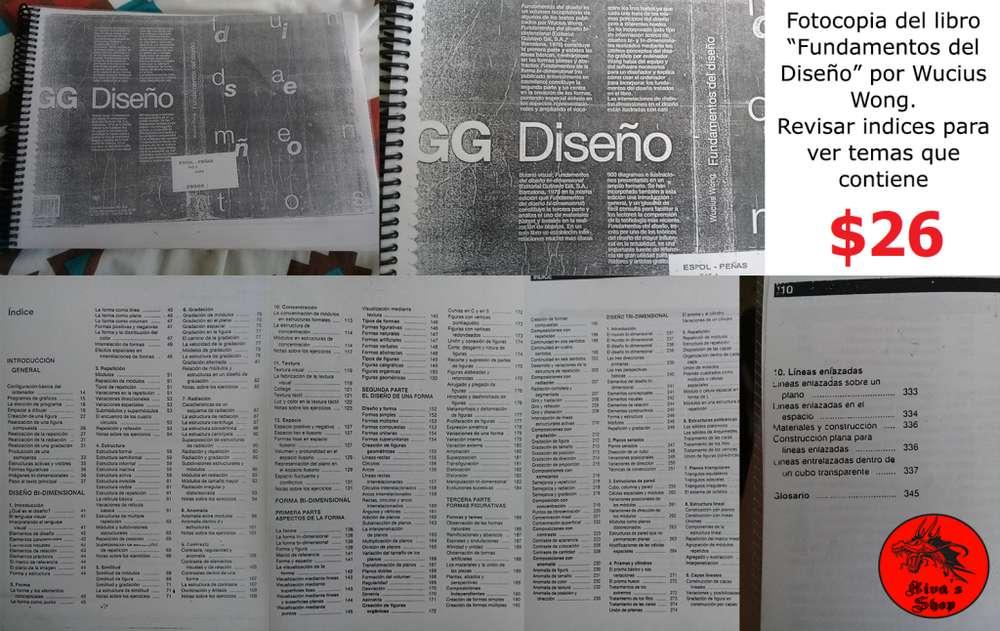 Libro Fundamentos Del Diseño, por Wucius Wong