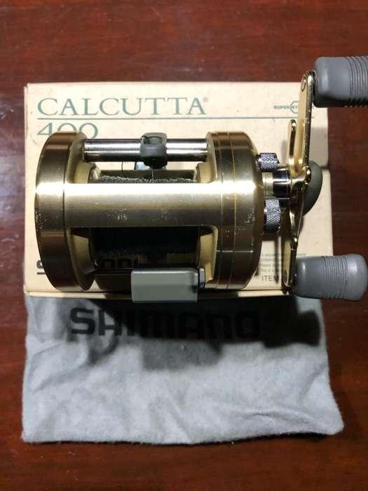 Shimano Calcutta 400 Japon