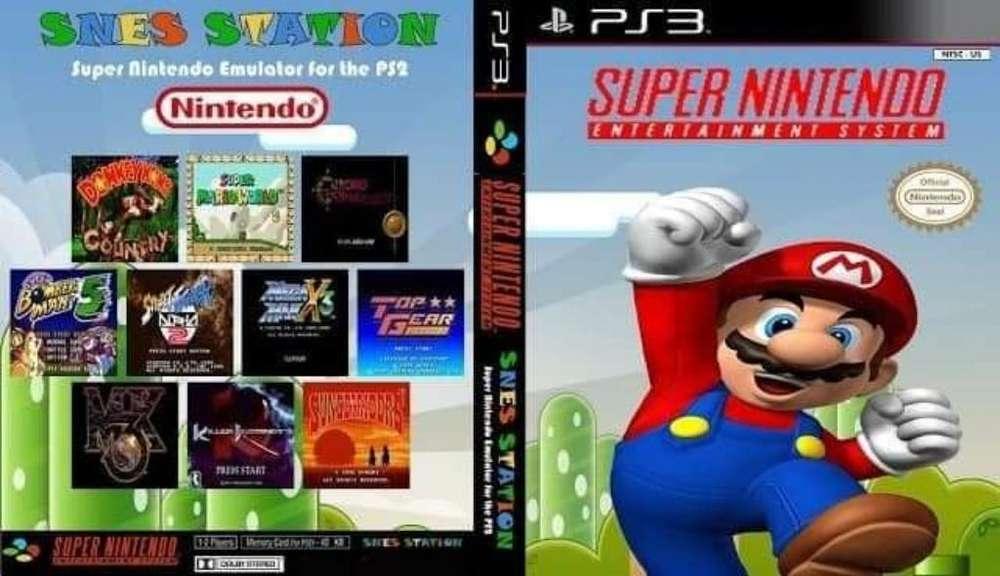 Enulador de Nintendo para Play3