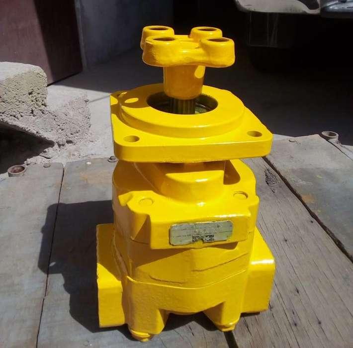 Bomba hidráulica para Retro Excavadora CASE 580