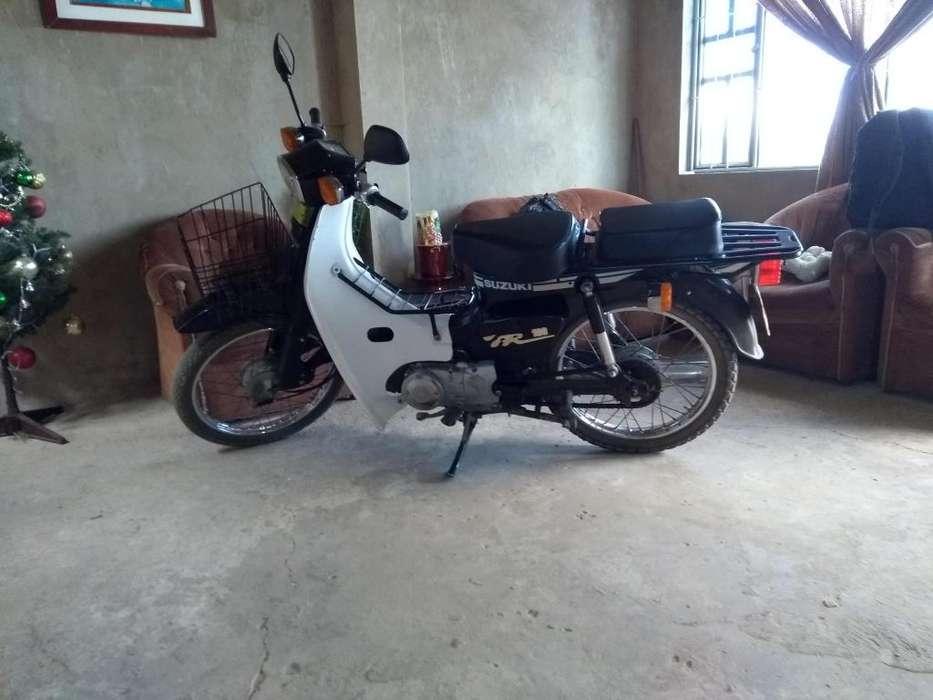 Suzuki Fr 100
