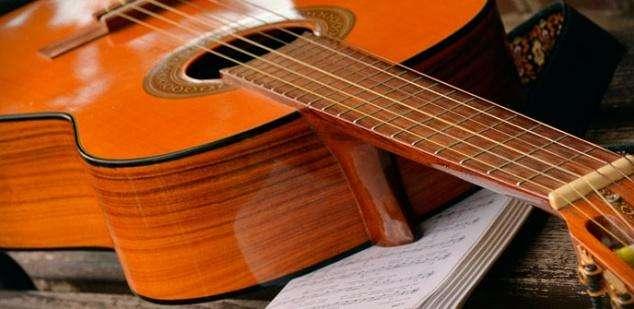 Clases de Guitarra Nivel Inicial
