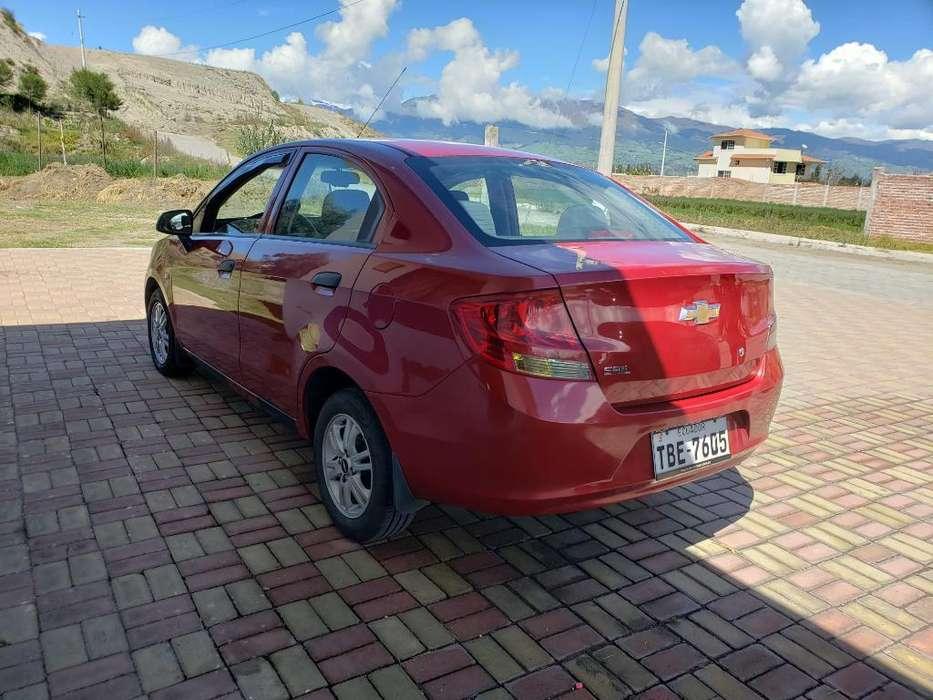 Chevrolet Sail 2015 - 31238 km