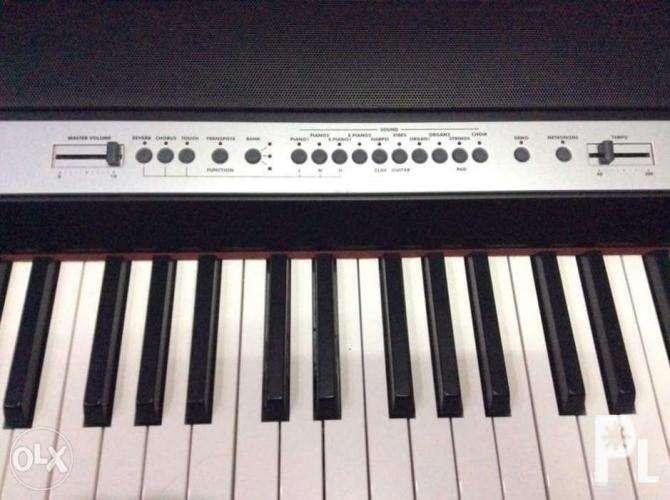 Piano Electrico Korg Sp 250 88 Notas.