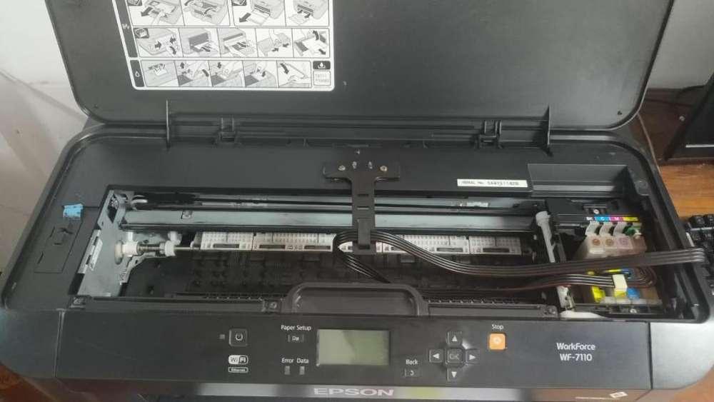 impresora sublimacion doble carta