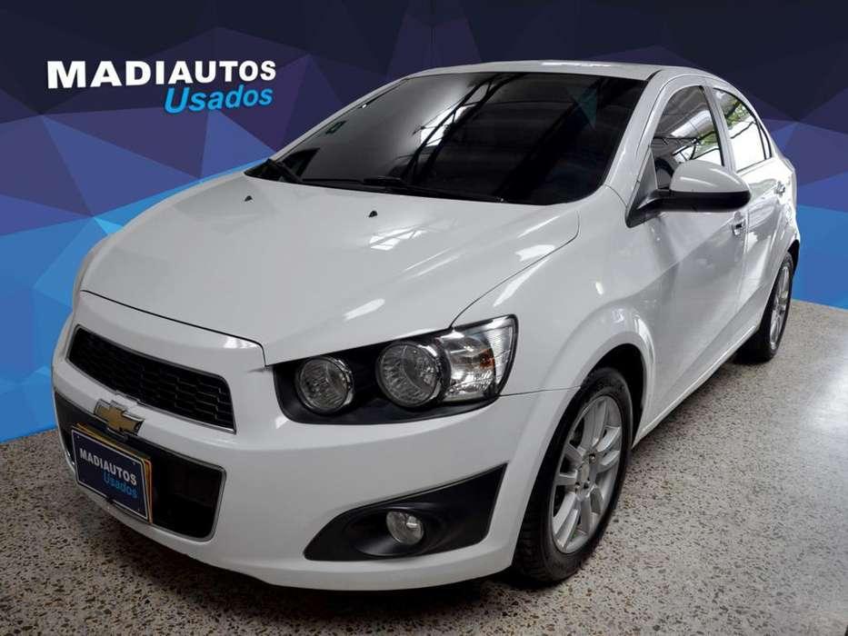 Chevrolet Sonic 2015 - 56000 km
