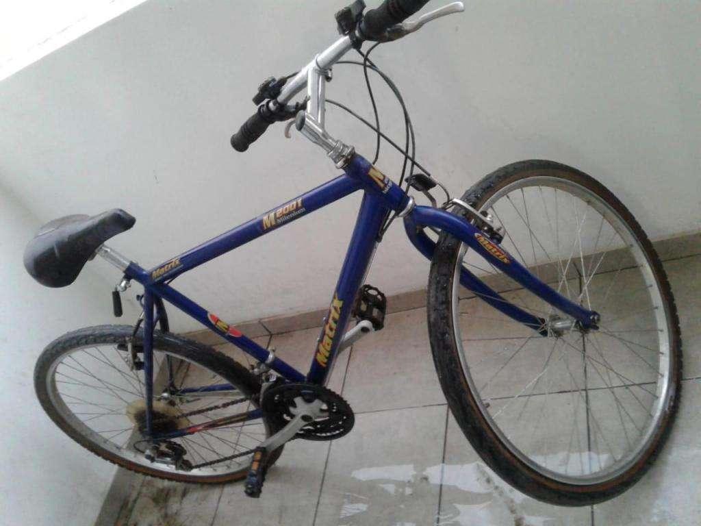 Bicicleta Matrix Urbana R26