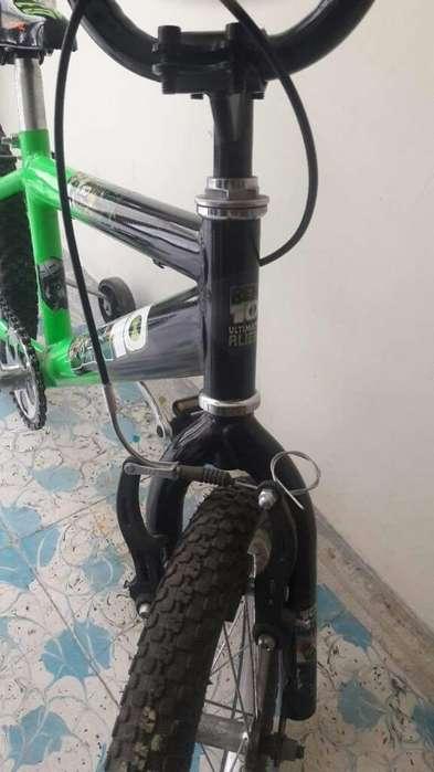 Bicicleta Ben 10 Nueva