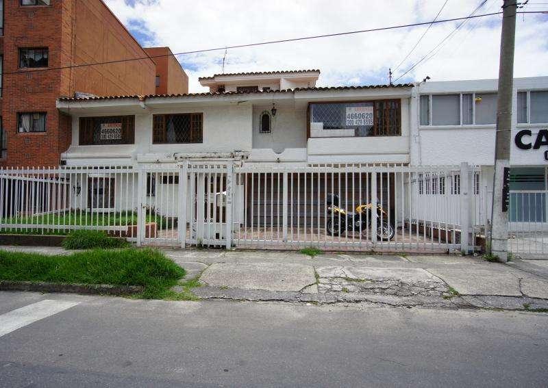 Casa En Arriendo En Bogota Santa Paula-Usaquén Cod. ABJIL1020