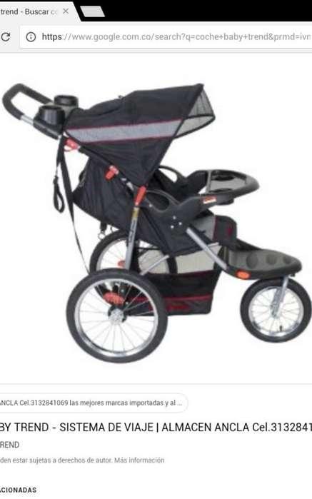 Coche Y Silla para Carro Baby Trend