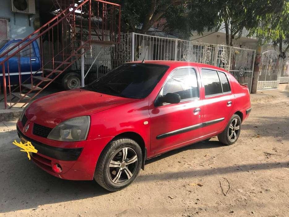 Renault Symbol 2005 - 128850 km