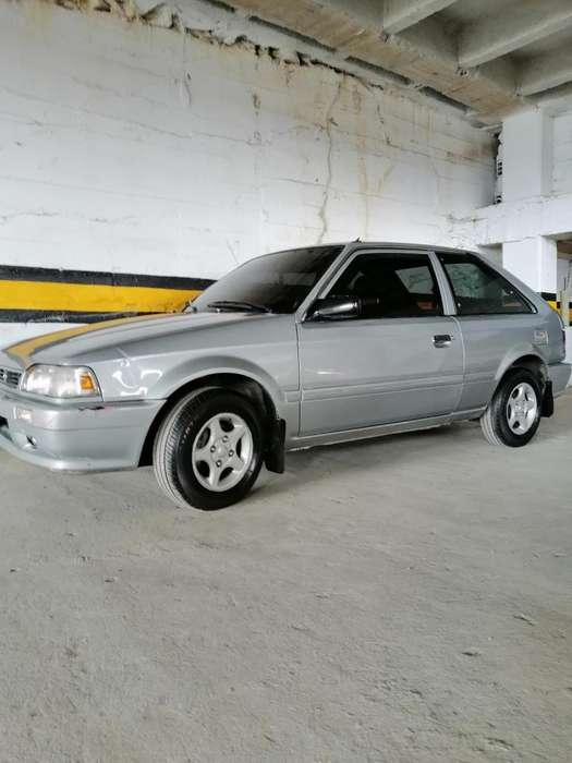 Mazda 323 1997 - 194000 km
