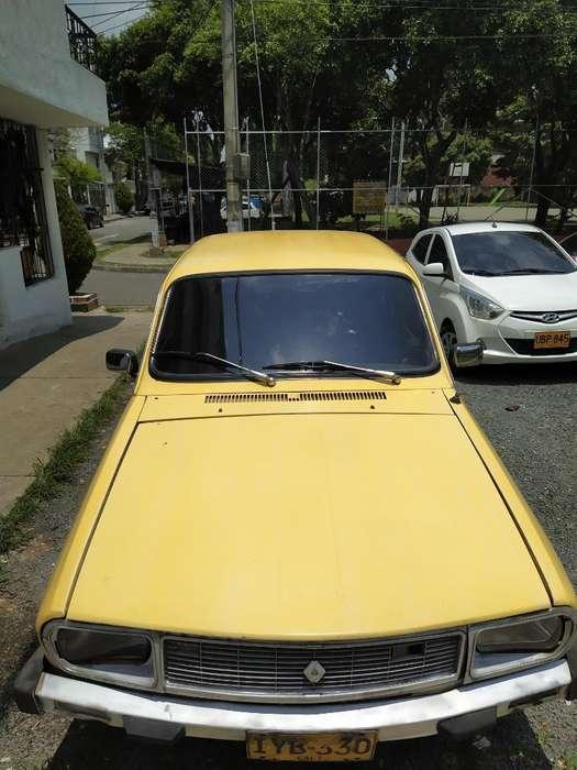 Renault R12 1974 - 1 km