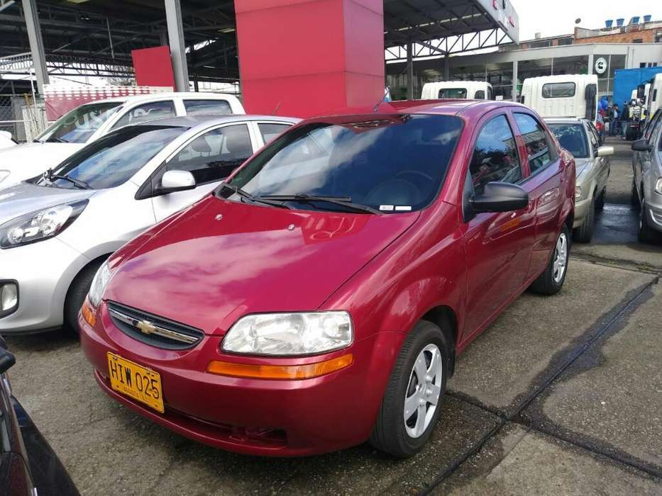 Chevrolet Aveo 2014 - 88000 km