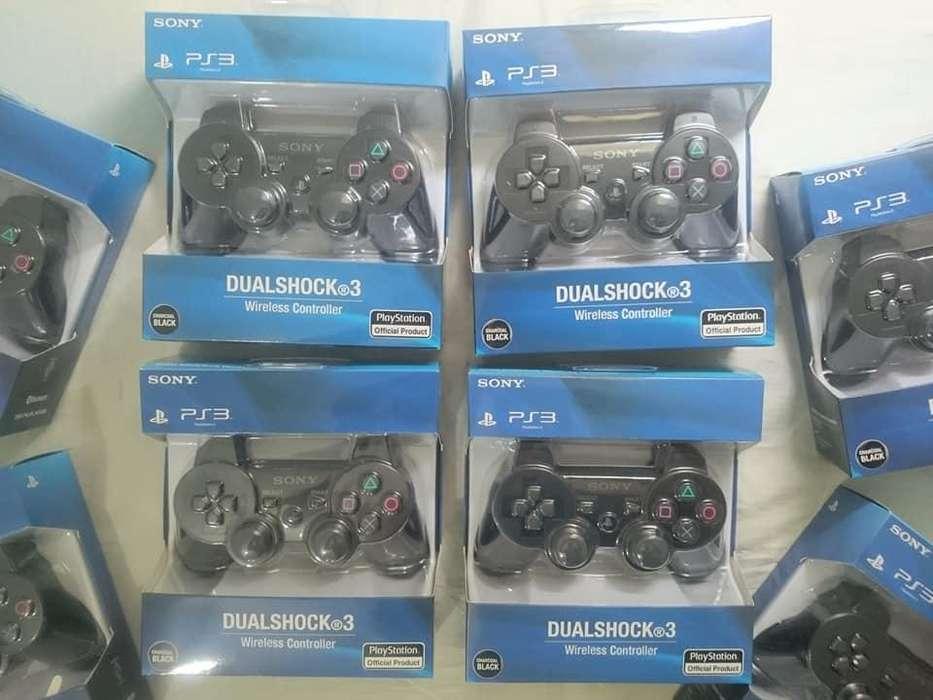 Palancas de Play 3, PS3 Nueva