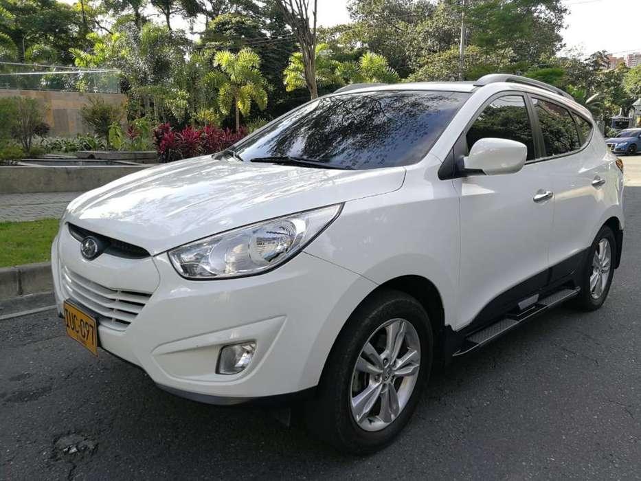 Hyundai Tucson ix-35 2013 - 115000 km
