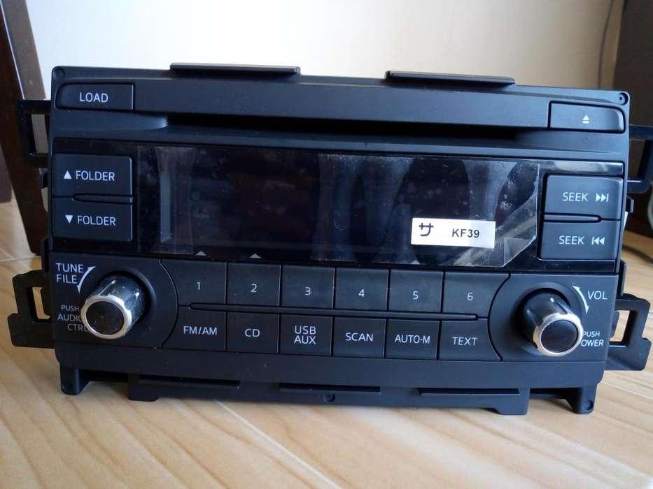 Autoradio Mazda Cx-5 Original 04 <strong>parlantes</strong>! compatible con cualquier marca de auto o camioneta