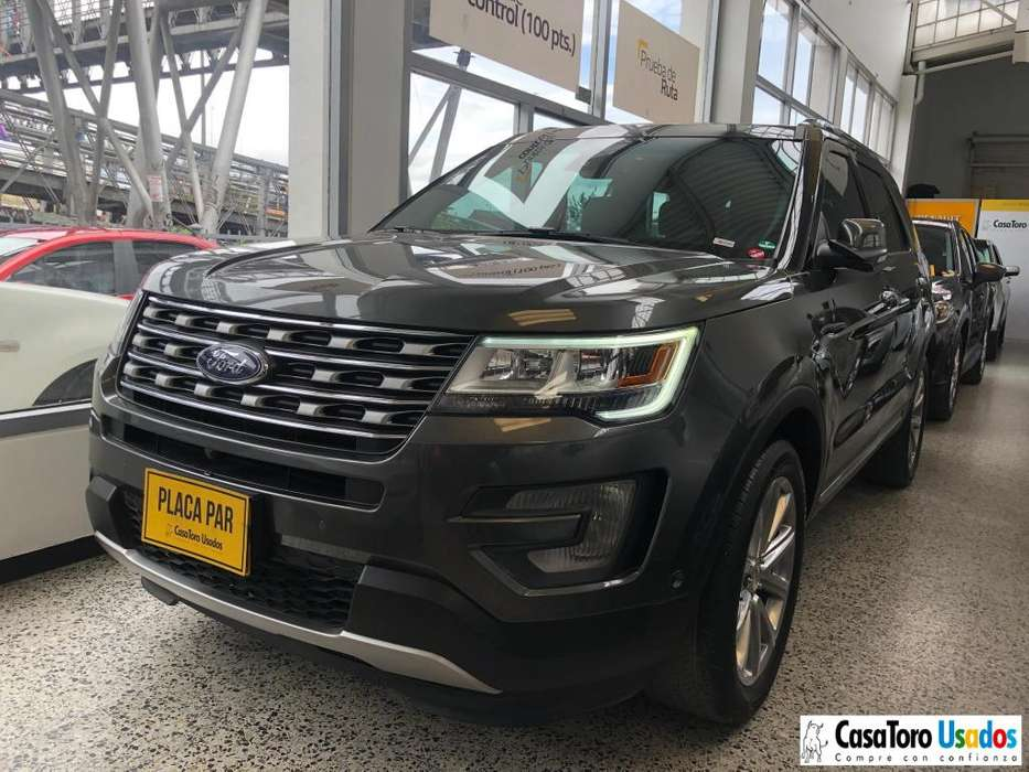 <strong>ford</strong> Explorer 2017 - 14611 km