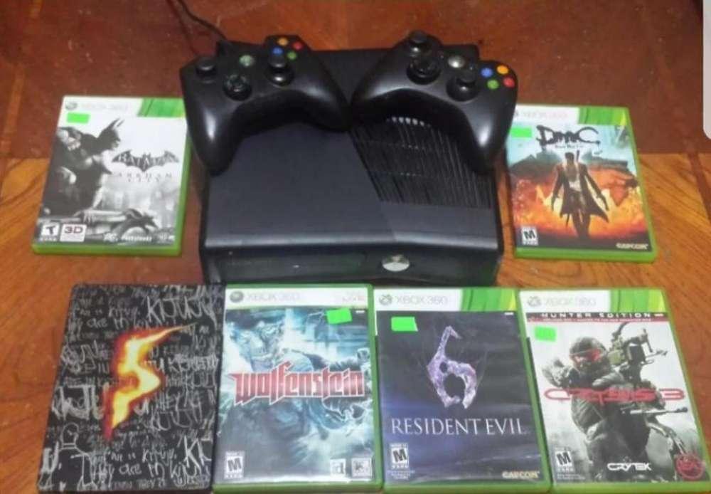Xbox 360 Slim a Menor Precio