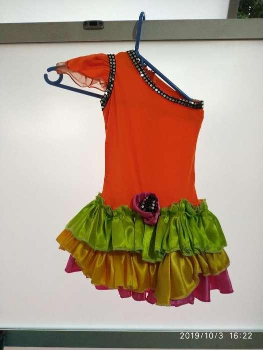 Disfraz de Bailarina de Carnaval