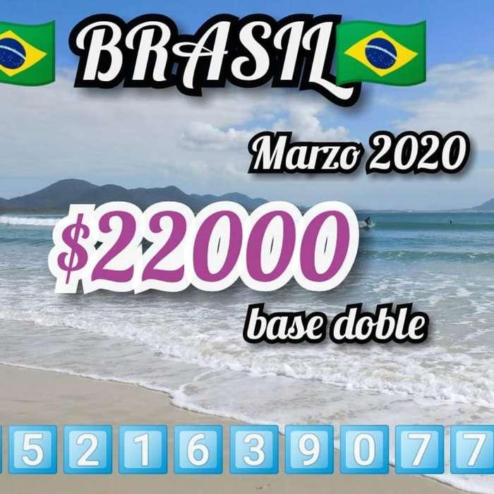 Brasil Marzo 2020