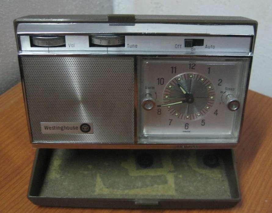 Radio Reloj De Viaje Westinghouse H968plb Func En Martinez