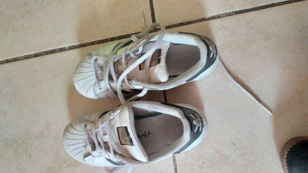 Zapatillas Adidas All Star Niño