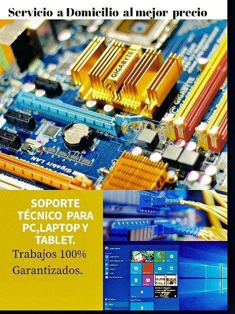 Mantenimiento y reparaciones de computadores tablet y portat