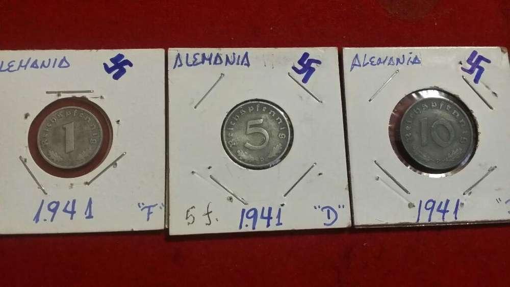 Monedas..nazis