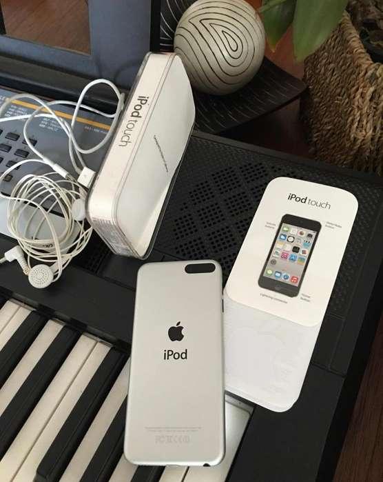 Apple iPod touch negro y plata de 16 GB - 5ª generación
