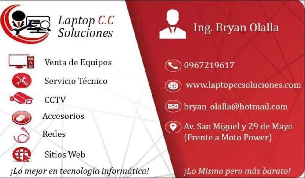 Laptop Cc Soluciones