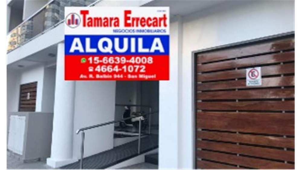 Conesa 900 - 2.000 - Cochera Alquiler