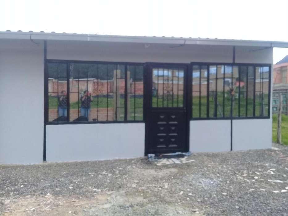 Se vende Casa de 1 Piso en Simijaca Cundinamarca