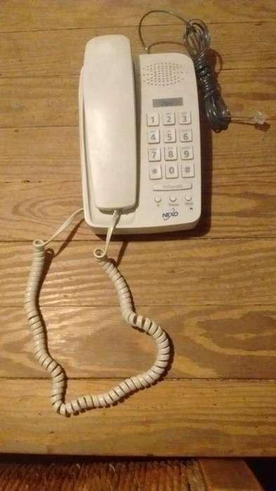 Teléfono fijo Nexo