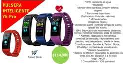 Smartwatch Y5 PRO Pulsera Inteligente Envio Contraentrega