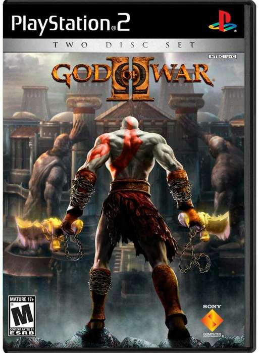 Vendo God Of War 2 Ps2 Original