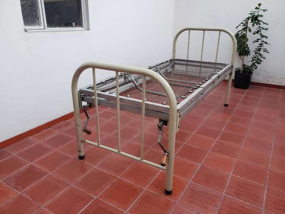 <strong>cama</strong> Ortopédica Hospitalaria Manual Excelente Estado
