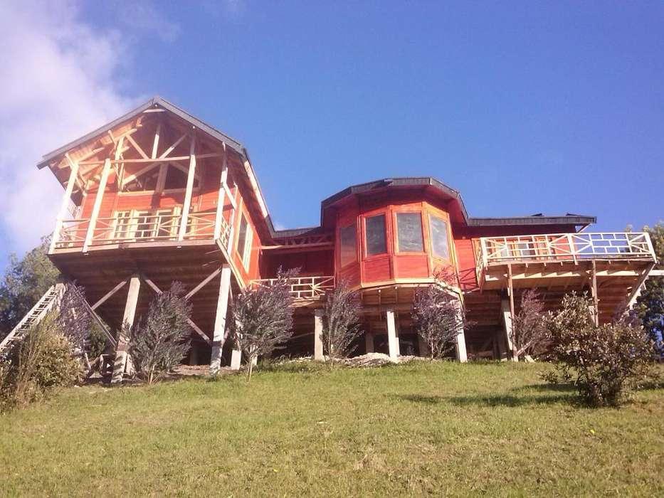 diseño y construcción en madera de casas, cabañas, chalets, domos
